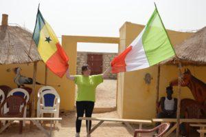 Colibrì-Senegal-Italia