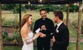 tipico matrimonio occidentale